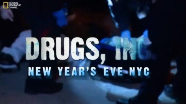 Drogy a. s. / Silvestr v New Yorku -dokument