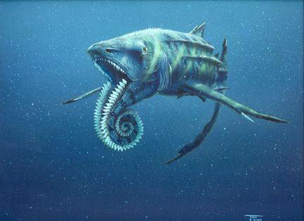 Pravěké mořské příšery -dokument
