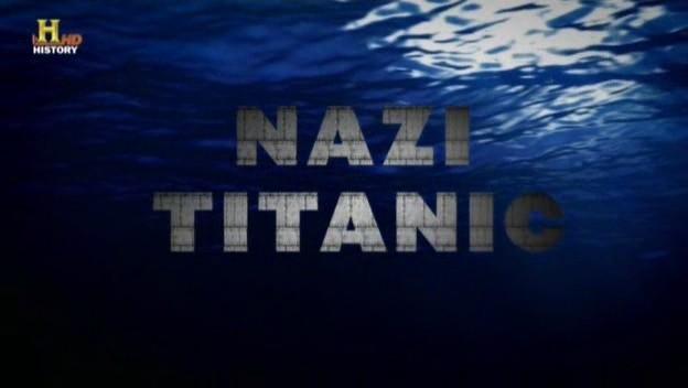 Nacistický Titanic -dokument