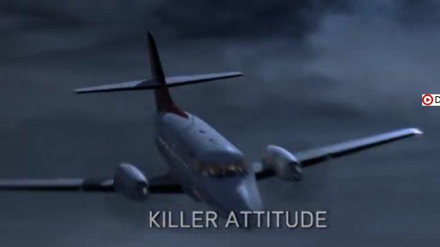 Letecké katastrofy: Zabijácký přístup -dokument