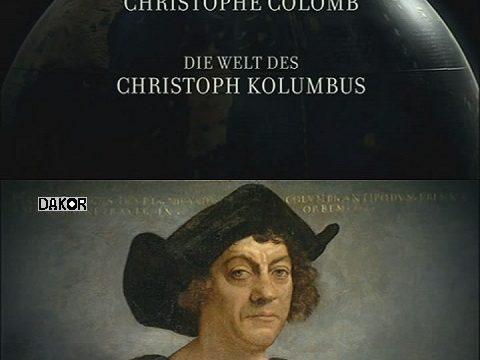 Kryštof Kolumbus a jeho mapy -dokument
