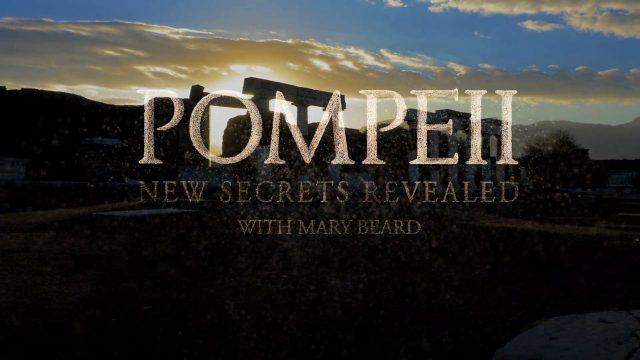 Pompeje: Nová tajemství -dokument