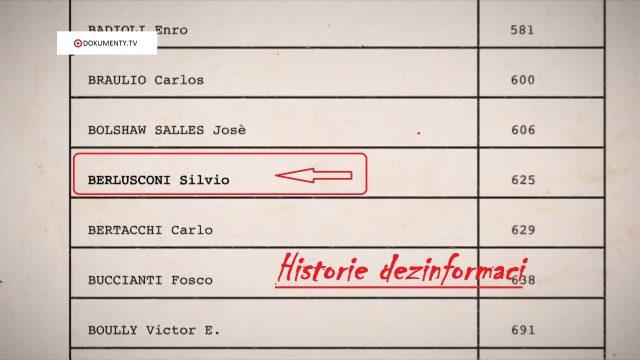 Historie dezinformací / část 1: Roky olova –dokument