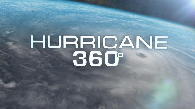 Hurikán 360° / Hrůza na pobřeží Jersey: Sandy -dokument