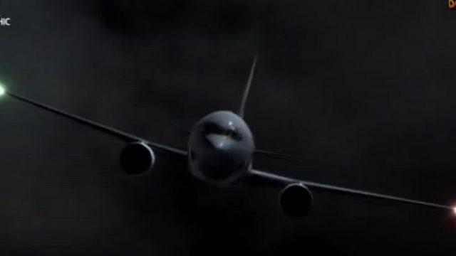 Letecké katastrofy: Ztracené letadlo -dokument
