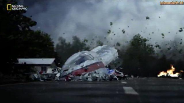 Letecké katastrofy: Bouřlivý let -dokument