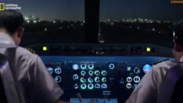Letecké katastrofy: Kritické hovory -dokument