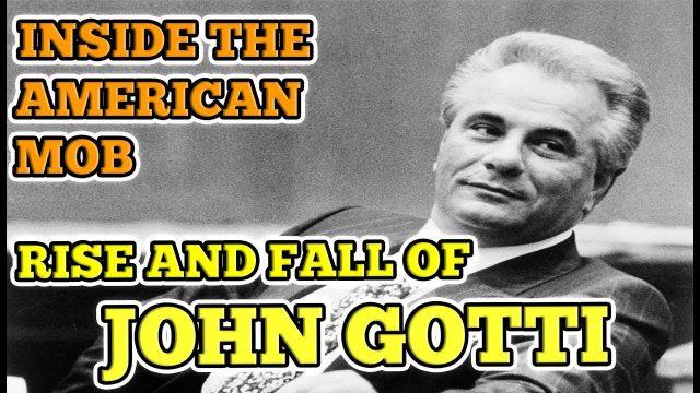 Pohled zevnitř: Americká mafie / část 5: Vzestup a pád Gottiho -dokument