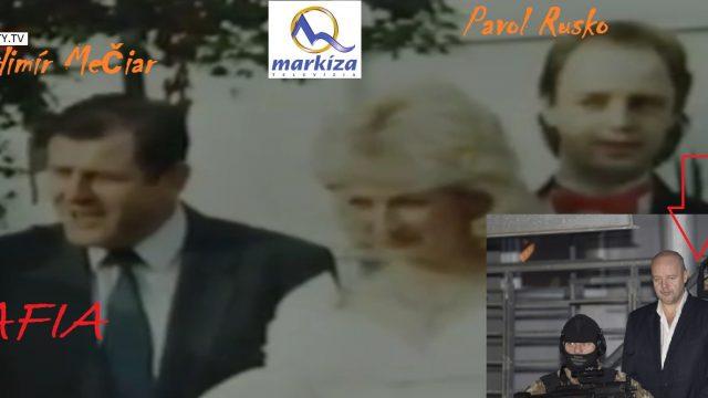 Kto je Pavol Rusko / kauza TV Markíza, aktivity Pavla Ruska s podsvetím a iné -dokument