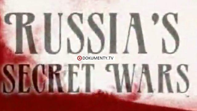 Utajované války Ruska -dokument
