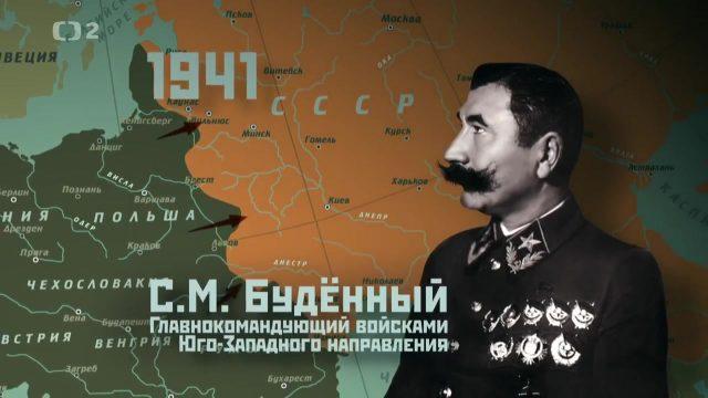 Zapomenutí vůdci: Semjon Buďonnyj -dokument