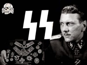 Otto Skorzeny: slavný podvratný živel -dokument