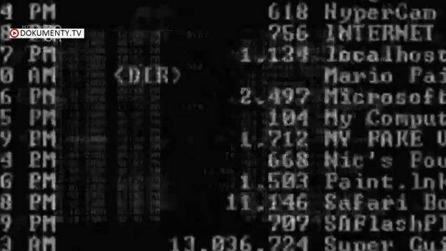 Digitální revoluce / část 3: Strážci internetu -dokument