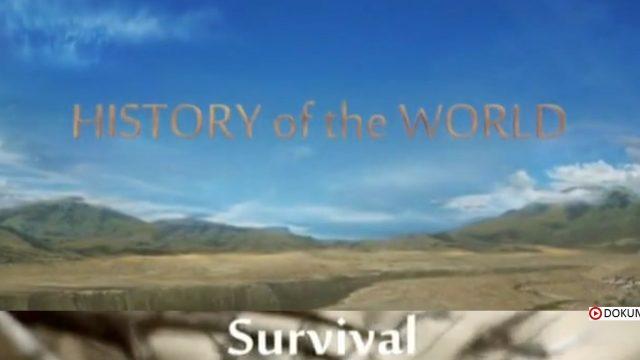Dějiny světa / část 1: Přežití -dokument