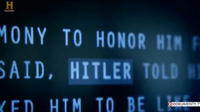 Hon na Hitlera – seria 2 / část 5: Síť -dokument