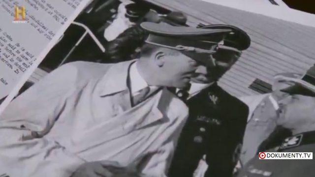 Hon na Hitlera – seria 2 / část 7: Tajný ostrov -dokument