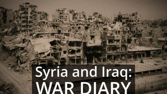 Válečný deník ze Sýrie -dokument