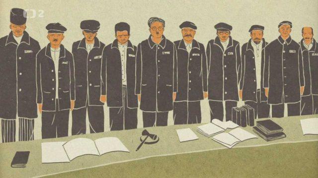 Čechoslováci v gulagu / část 2: Země zaslíbená -dokument