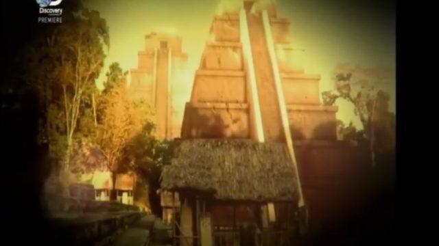 Záhadná Země: Ztracené zlaté město –dokument