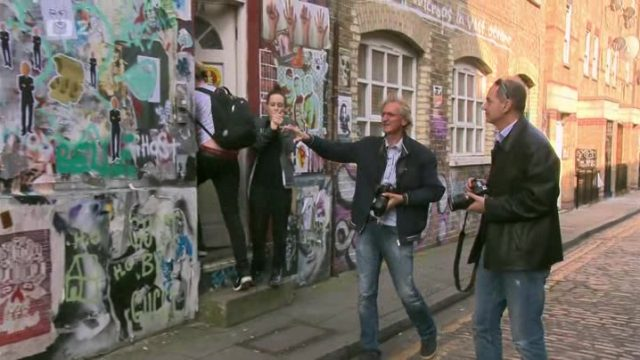 Jak se fotí… / část 3: Londýn –dokument