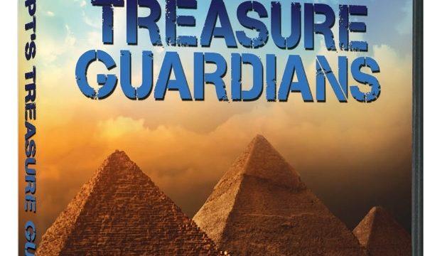 Egyptští strážci pokladů -dokument