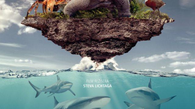 Aldabra: Byl jednou jeden ostrov -dokument