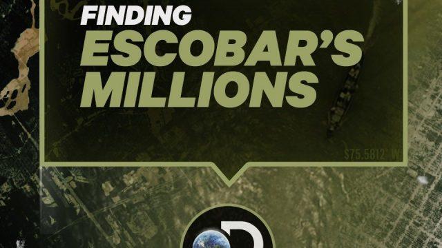 Pátrání po Escobarových milionech / část 1 -dokument