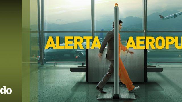 Zabezpečení letiště: Kolumbie / část 5 –dokument