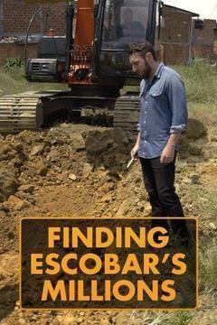 Pátrání po Escobarových milionech / část 5 –dokument