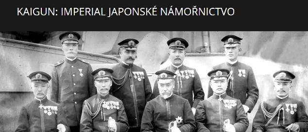 Kaigun: Japonské císařské námořnictvo -dokument