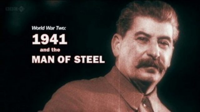 1941: Stalin, Muž z oceli / část 1 –dokument