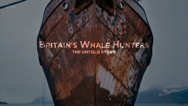 Příběh lovců velryb / část 1 –dokument