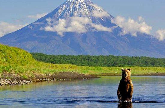 Ruská divočina: Kamčatka -dokument
