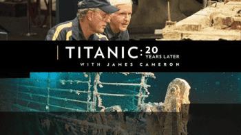 Titanik: 20 let poté s Jamesem Cameronem -dokument