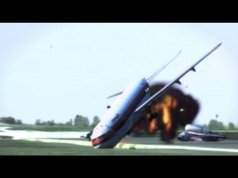 Proč letadla padají: Problémy v kokpitu -dokument