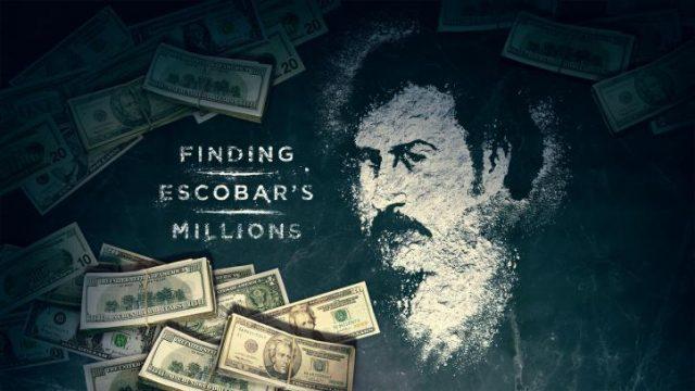 Pátrání po Escobarových milionech / část 6 –dokument