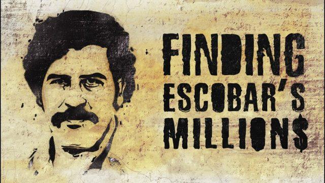Pátrání po Escobarových milionech / část 3 –dokument