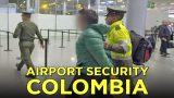 Zabezpečení letiště: Kolumbie / část 2 –dokument