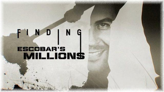 Pátrání po Escobarových milionech / část 2 –dokument