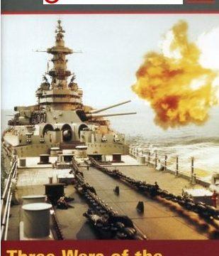 Tři války bitevní lodě USS Missouri -dokument