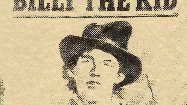 Pistolníci / část 2: Billy Kid – Phantom z Lincoln County –dokument
