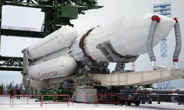 Ruská vojenská technika: Nosná raketa Angara 2.část -dokument