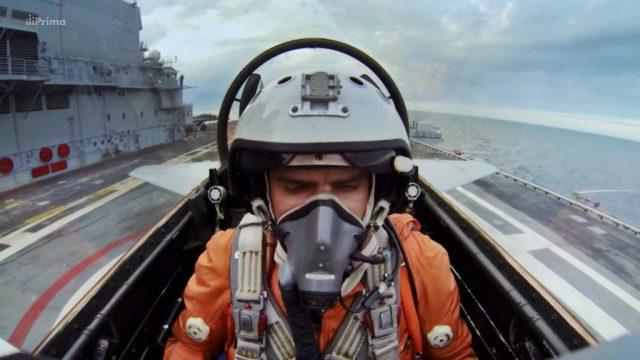 Ruská vojenská technika: Letadlová loď -dokument