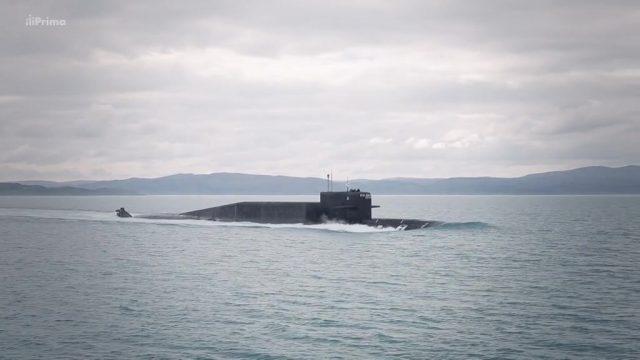 Ruská vojenská technika: Výlet na dno 2.část  -dokument