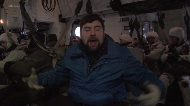 Ruská vojenská technika: Výsadek  -dokument