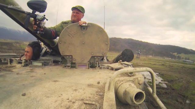 Ruská vojenská technika: Bojové vozidlo pěchoty 1. část -dokument