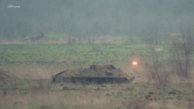 Ruská vojenská technika: Bojové vozidlo pěchoty 2. část -dokument