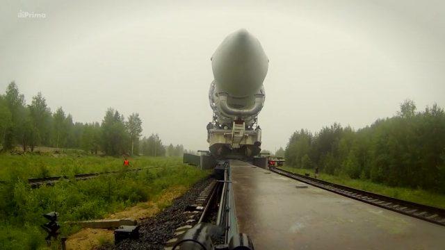 Ruská vojenská technika: Nosná raketa Angara 1.část -dokument