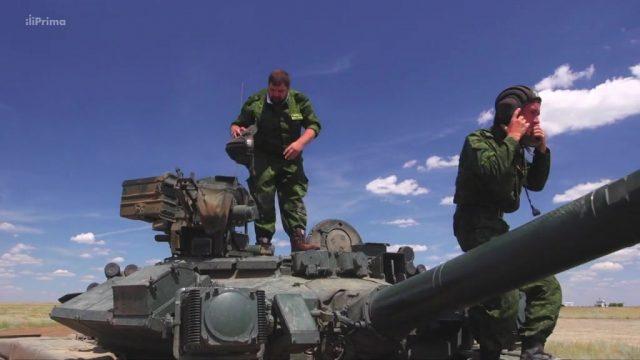 Ruská vojenská technika: Deník tankisty 1.část -dokument