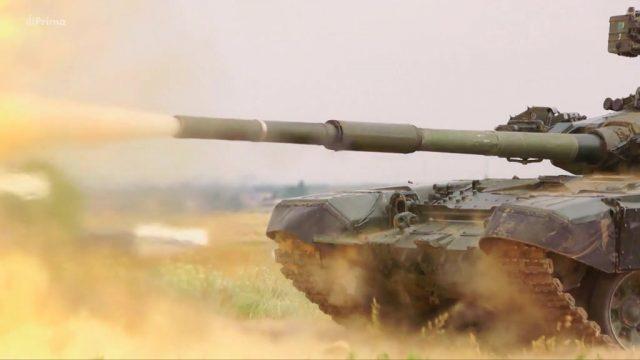 Ruská vojenská technika:  Deník tankisty 2.část -dokument
